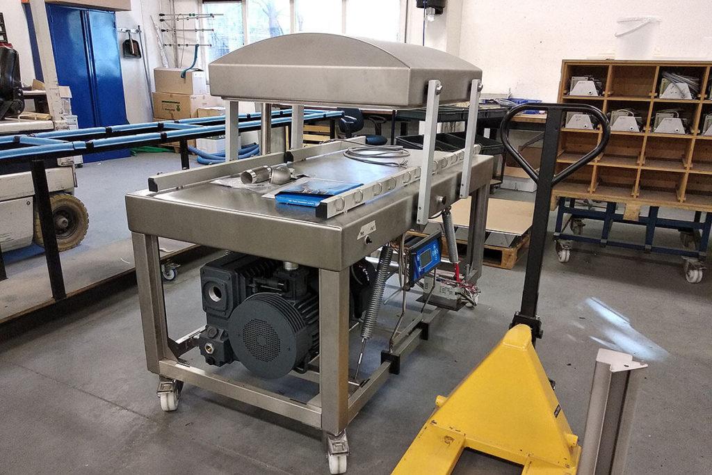 Ремонт и обслуживание вакуумного оборудования
